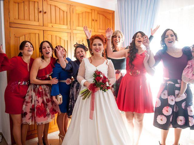 La boda de Cristian y Silvia en L' Alcora, Castellón 29