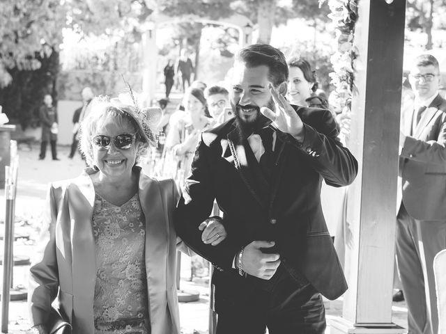 La boda de Cristian y Silvia en L' Alcora, Castellón 36