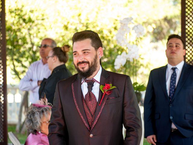 La boda de Cristian y Silvia en L' Alcora, Castellón 37