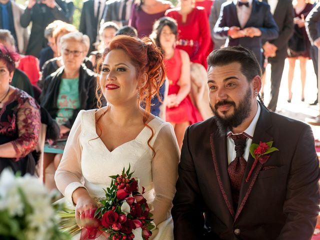 La boda de Cristian y Silvia en L' Alcora, Castellón 44