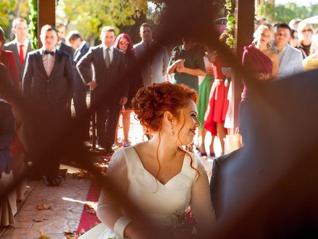 La boda de Cristian y Silvia en L' Alcora, Castellón 48