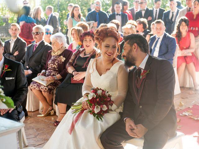 La boda de Cristian y Silvia en L' Alcora, Castellón 53