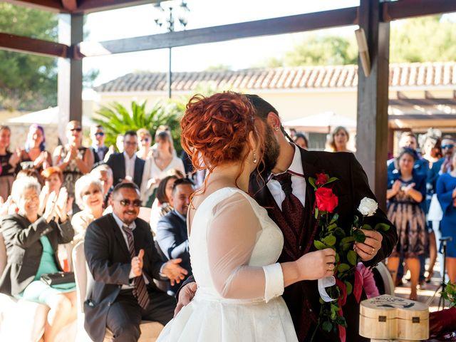 La boda de Cristian y Silvia en L' Alcora, Castellón 54
