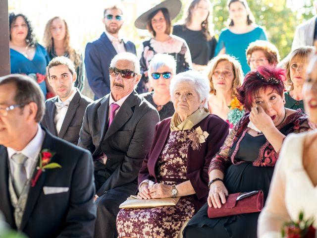 La boda de Cristian y Silvia en L' Alcora, Castellón 55