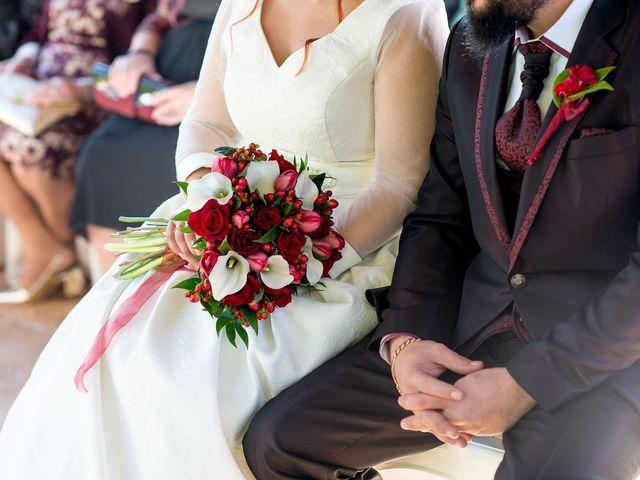 La boda de Cristian y Silvia en L' Alcora, Castellón 61