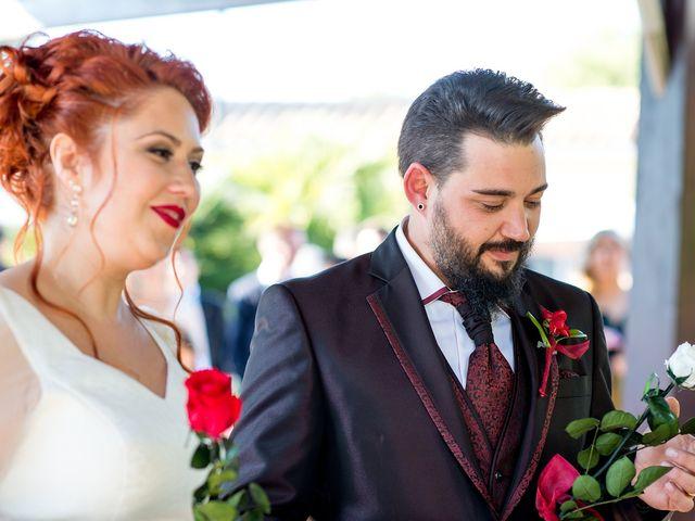 La boda de Cristian y Silvia en L' Alcora, Castellón 62