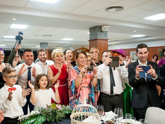 La boda de Cristian y Silvia en L' Alcora, Castellón 67