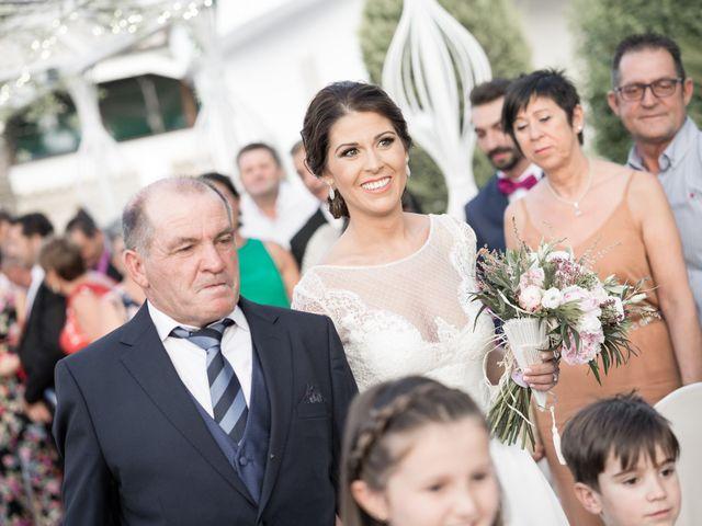 La boda de Jose Ramón y Isa en Ubeda, Jaén 5