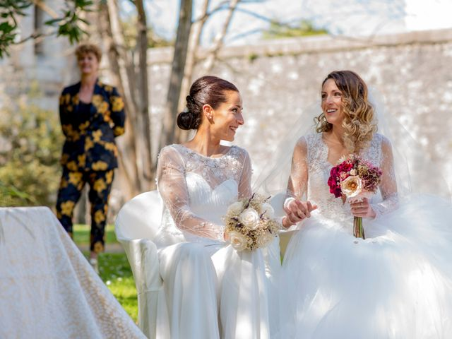 La boda de Pamela y Raquel