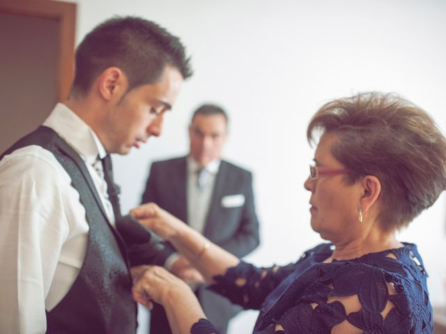 La boda de Diego y Maria en Benicàssim/benicasim, Castellón 12