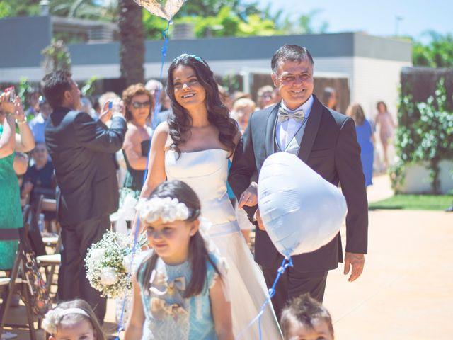 La boda de Diego y Maria en Benicàssim/benicasim, Castellón 35