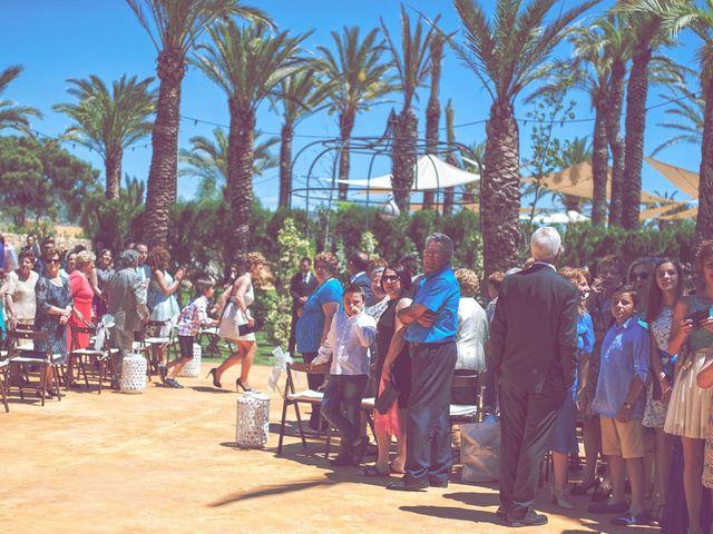 La boda de Diego y Maria en Benicàssim/benicasim, Castellón 36