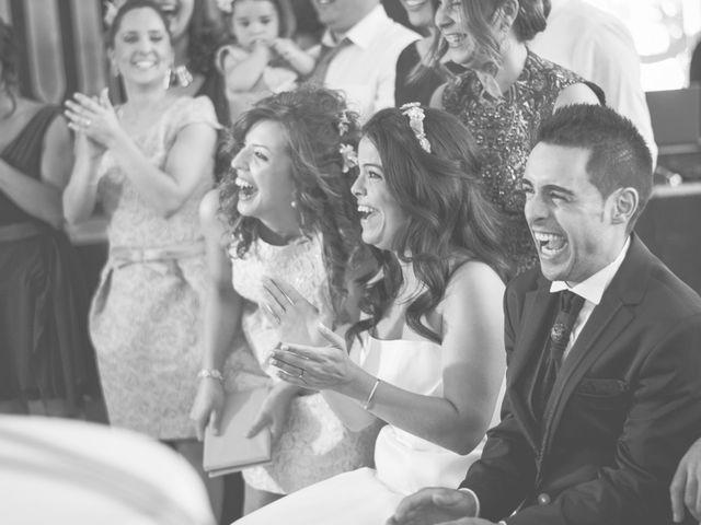 La boda de Diego y Maria en Benicàssim/benicasim, Castellón 45