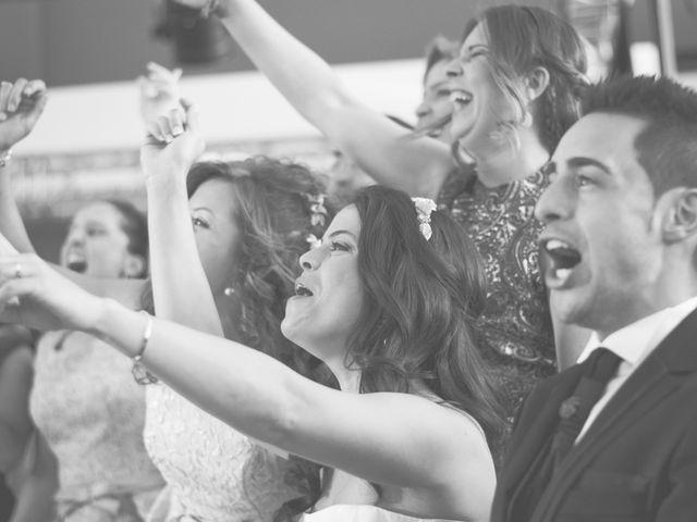 La boda de Diego y Maria en Benicàssim/benicasim, Castellón 46