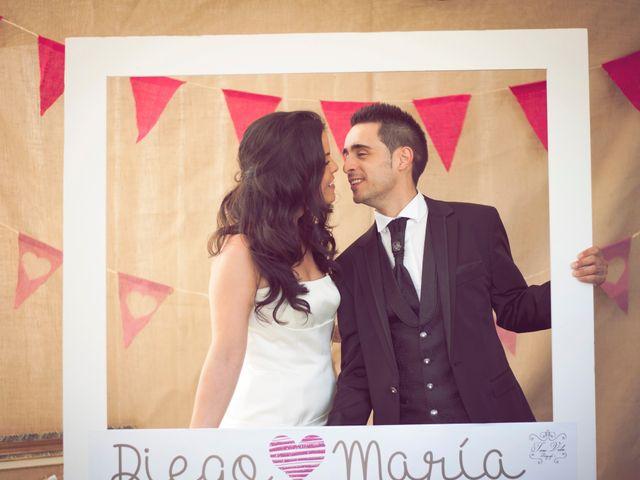 La boda de Diego y Maria en Benicàssim/benicasim, Castellón 49