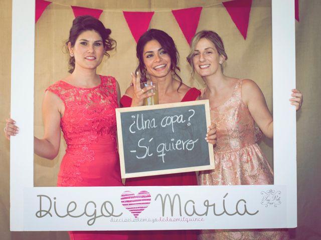 La boda de Diego y Maria en Benicàssim/benicasim, Castellón 51