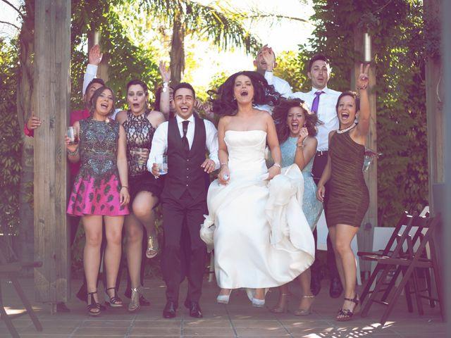 La boda de Diego y Maria en Benicàssim/benicasim, Castellón 53