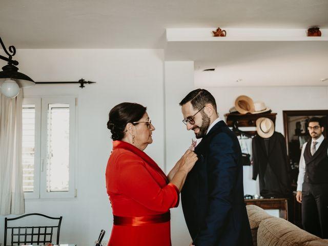 La boda de Javier y Rosario en Villarrasa, Huelva 11