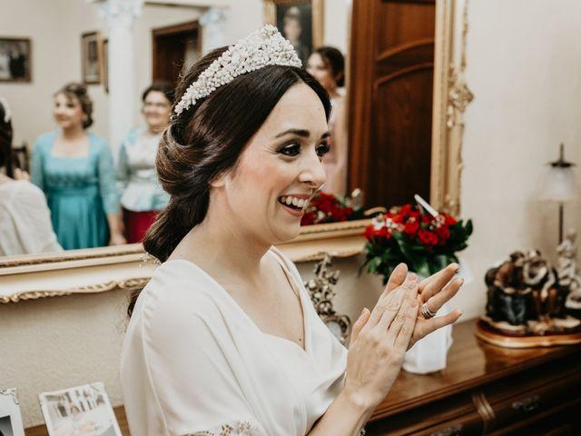 La boda de Javier y Rosario en Villarrasa, Huelva 14