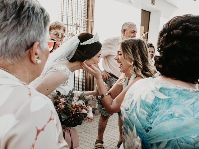 La boda de Javier y Rosario en Villarrasa, Huelva 22