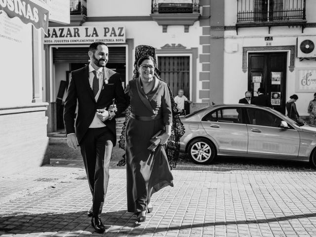 La boda de Javier y Rosario en Villarrasa, Huelva 23