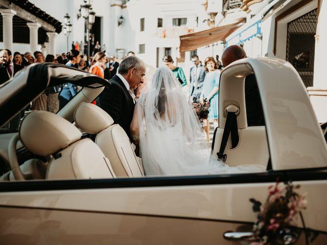 La boda de Javier y Rosario en Villarrasa, Huelva 25