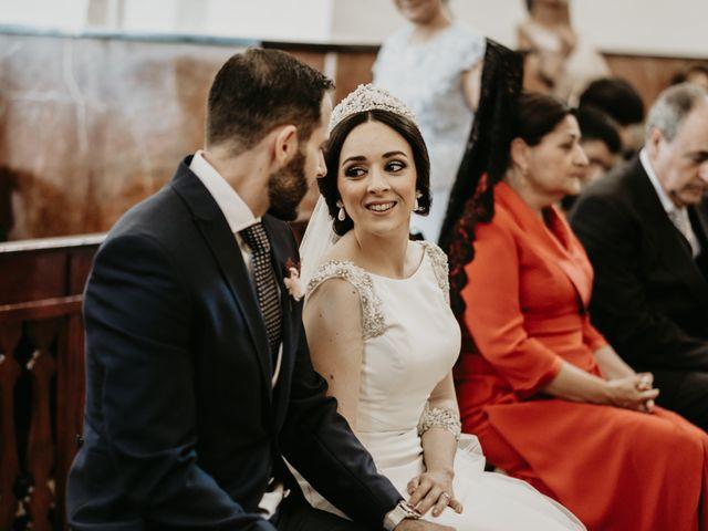 La boda de Javier y Rosario en Villarrasa, Huelva 28