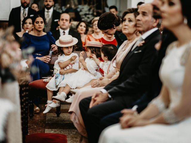 La boda de Javier y Rosario en Villarrasa, Huelva 30
