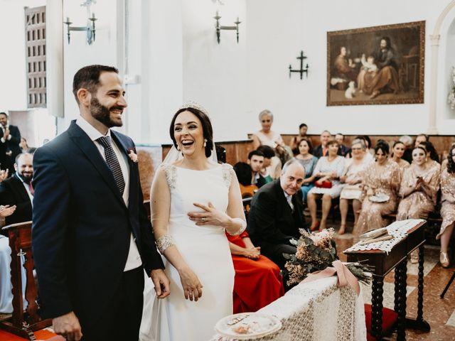La boda de Javier y Rosario en Villarrasa, Huelva 33