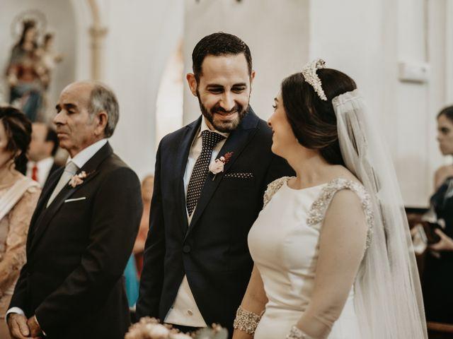 La boda de Javier y Rosario en Villarrasa, Huelva 35