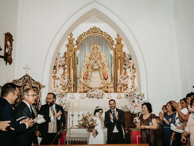 La boda de Javier y Rosario en Villarrasa, Huelva 36