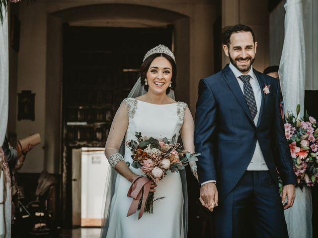 La boda de Javier y Rosario en Villarrasa, Huelva 38
