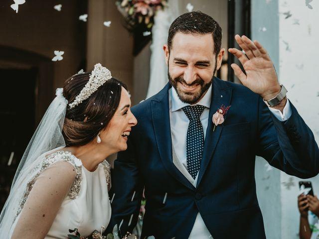 La boda de Javier y Rosario en Villarrasa, Huelva 40