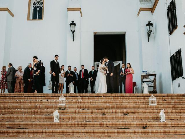 La boda de Javier y Rosario en Villarrasa, Huelva 42