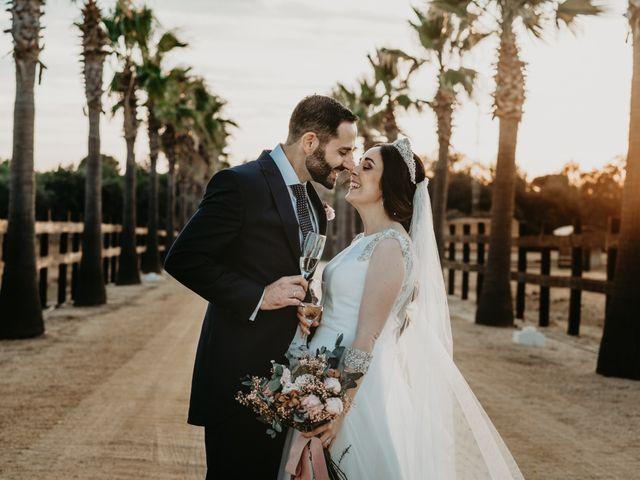 La boda de Javier y Rosario en Villarrasa, Huelva 43