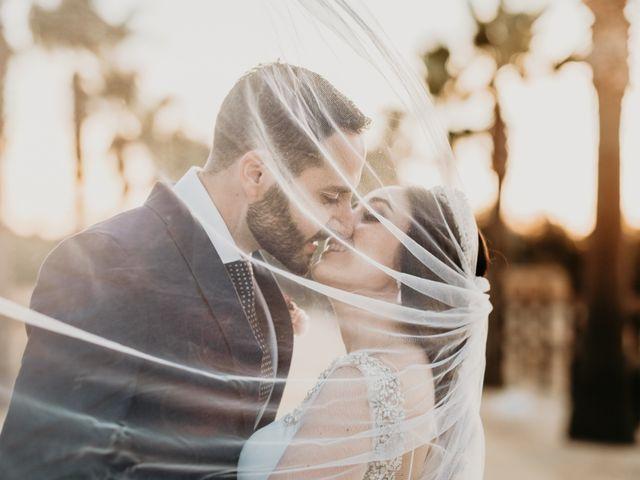 La boda de Javier y Rosario en Villarrasa, Huelva 44