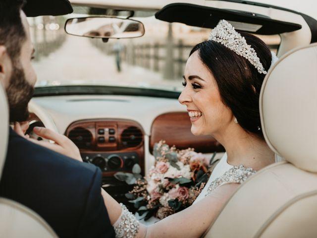 La boda de Javier y Rosario en Villarrasa, Huelva 46