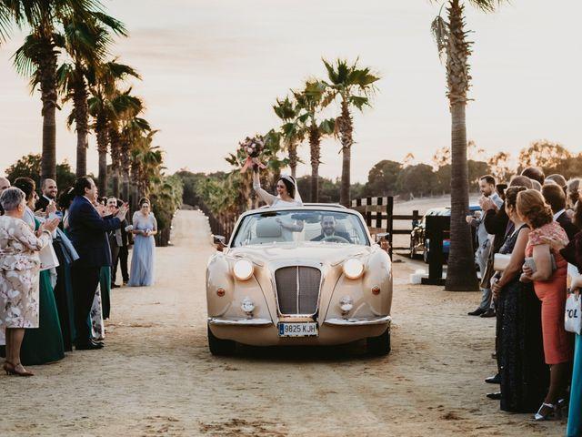 La boda de Javier y Rosario en Villarrasa, Huelva 1