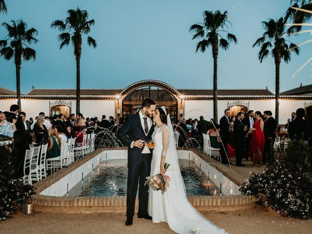 La boda de Javier y Rosario en Villarrasa, Huelva 50