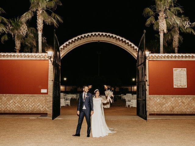 La boda de Javier y Rosario en Villarrasa, Huelva 52