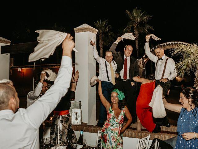 La boda de Javier y Rosario en Villarrasa, Huelva 57