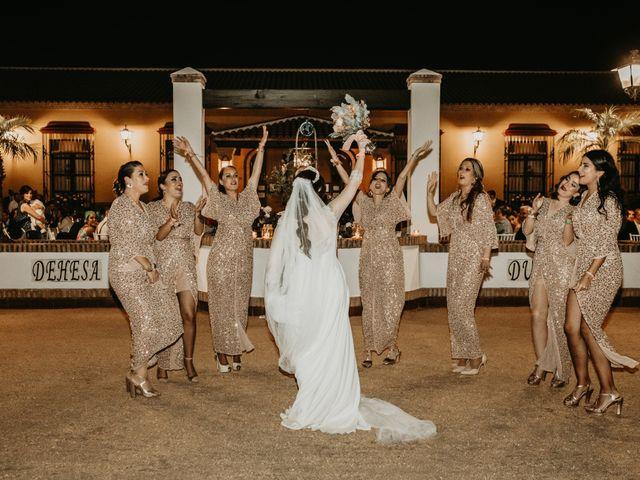 La boda de Javier y Rosario en Villarrasa, Huelva 62
