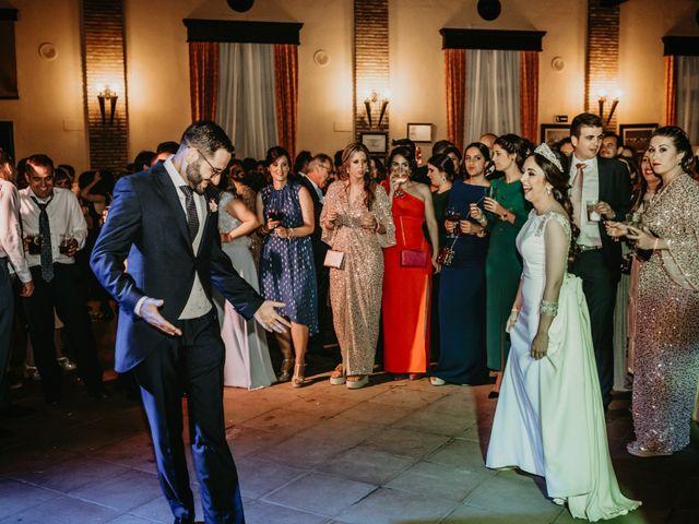 La boda de Javier y Rosario en Villarrasa, Huelva 63