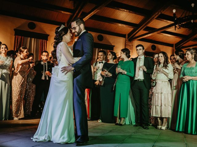 La boda de Javier y Rosario en Villarrasa, Huelva 64