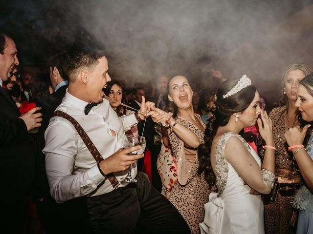 La boda de Javier y Rosario en Villarrasa, Huelva 67