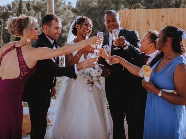 La boda de Andre y Milene en Alginet, Valencia 35
