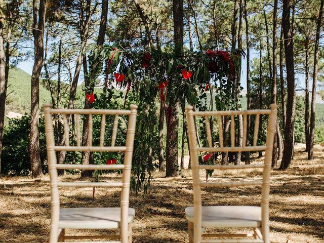 La boda de Edu y Mayra  en La Adrada, Ávila 1