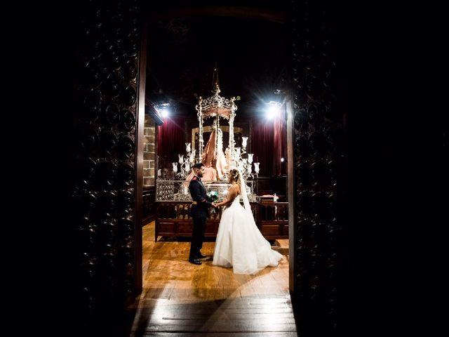 La boda de Samuel y Raquel en Teror, Las Palmas 3