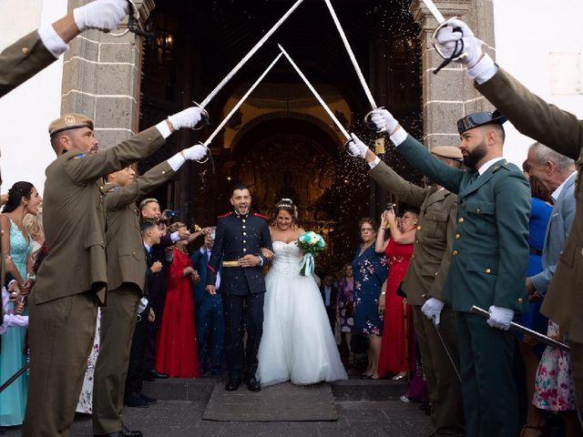 La boda de Samuel y Raquel en Teror, Las Palmas 4