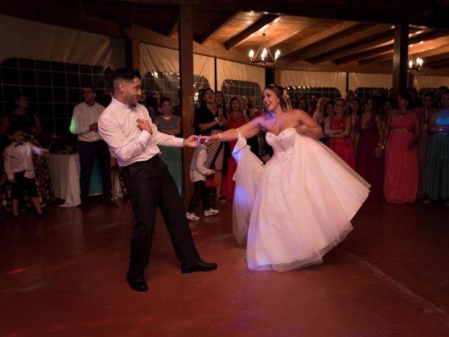 La boda de Samuel y Raquel en Teror, Las Palmas 5